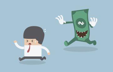 Какими бывают страхи. Боязнь денег