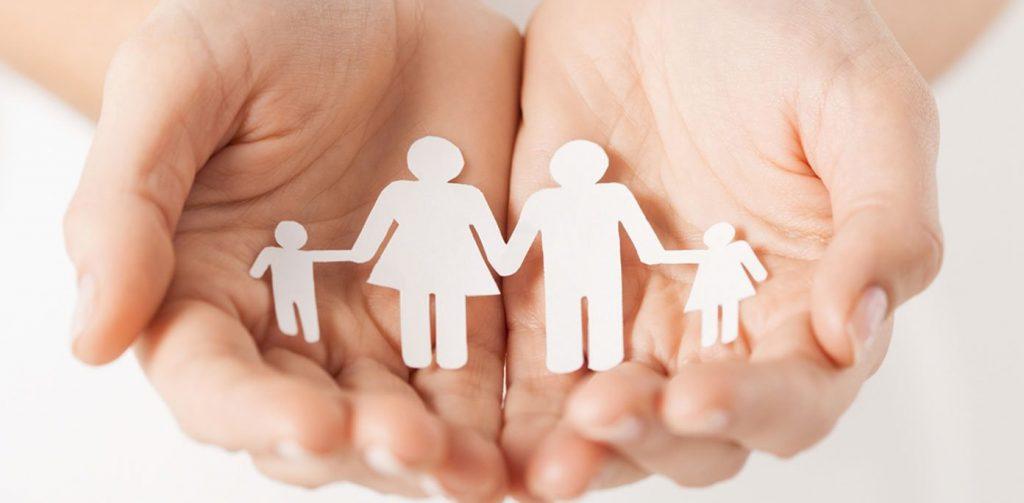 дорожить семьей