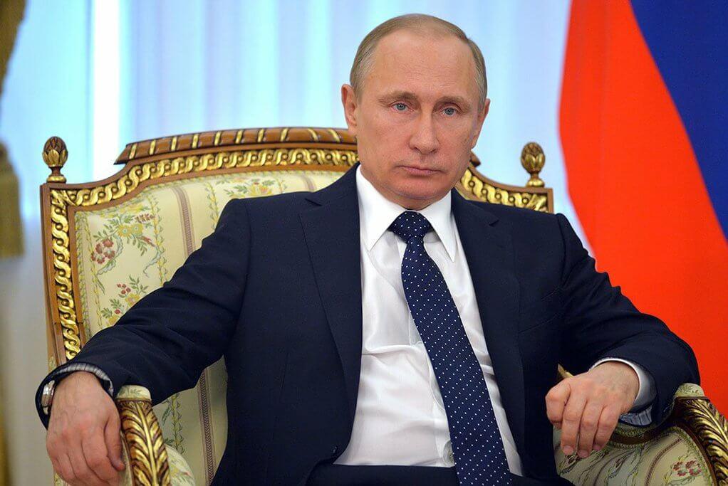 Сильная личность: Владимир Путин