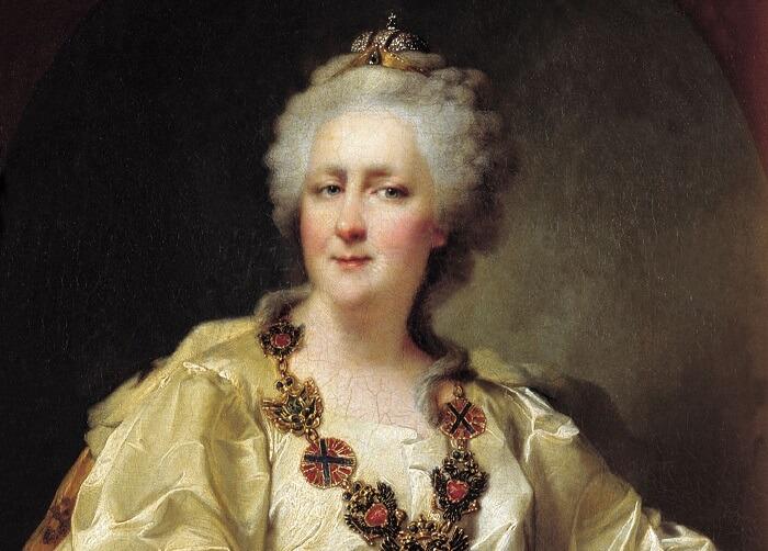 Сильная личность: Екатерина II