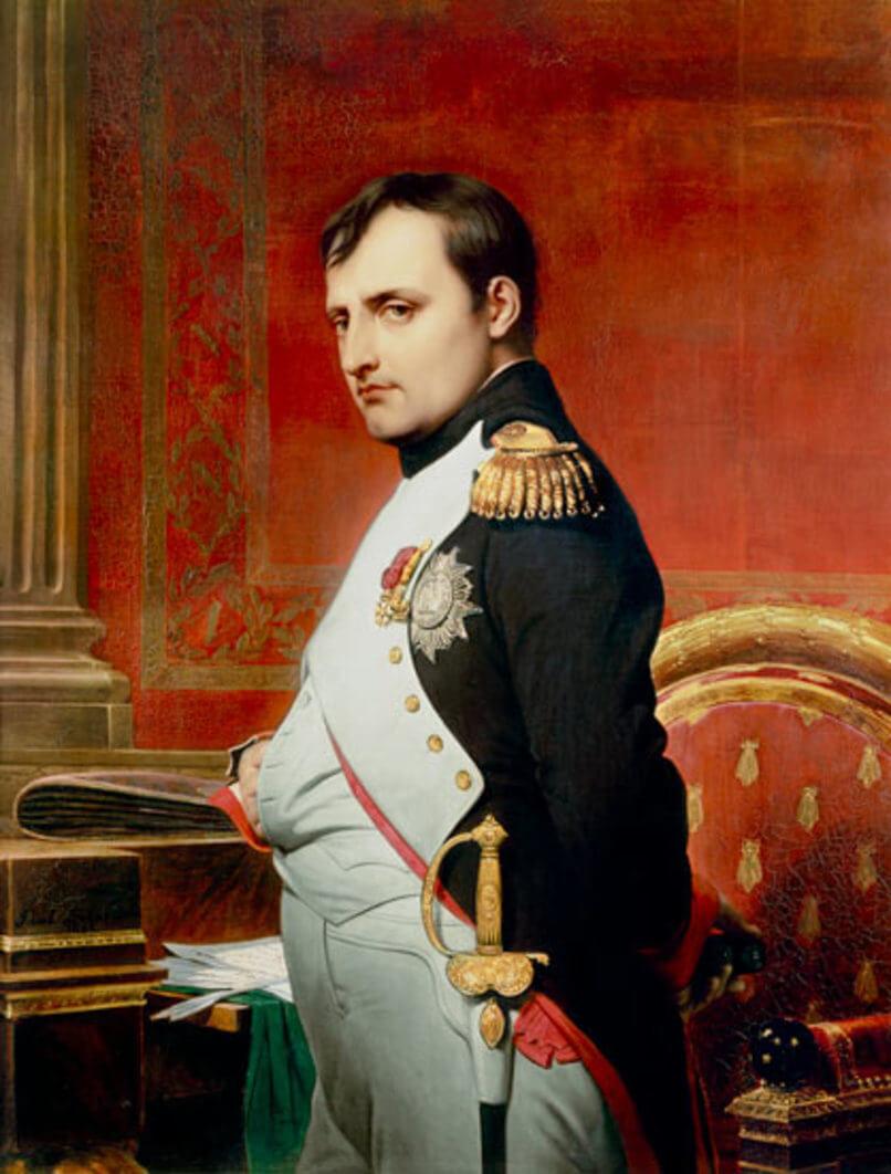 Сильная личность: Наполеон Бонапарт