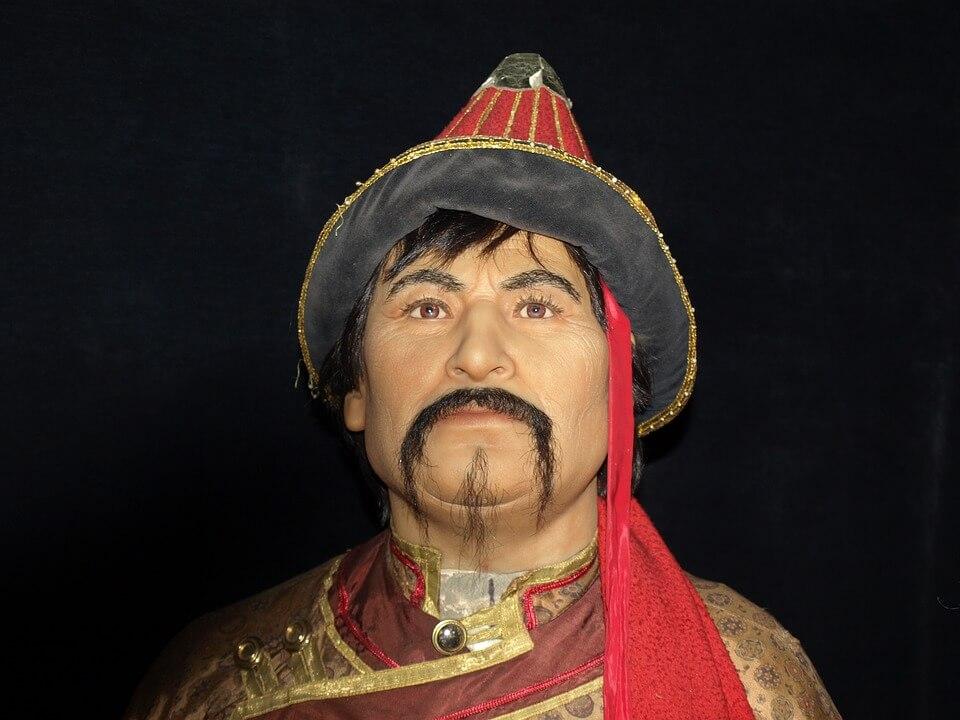 Сильная личность: Чингисхан