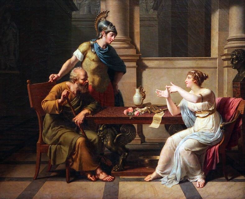 Кто такой Сократ