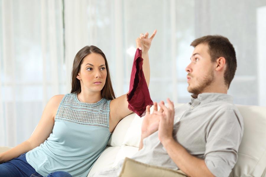 Как проверить мужа на измену