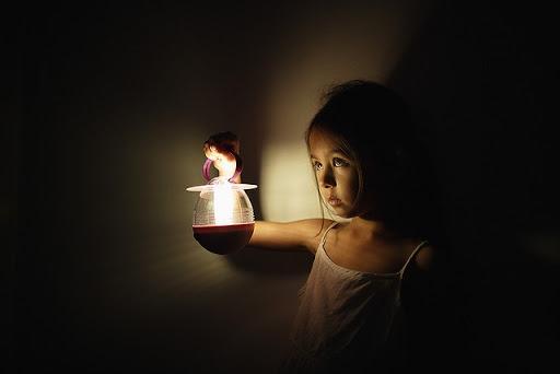 Что делать, если боишься темноты