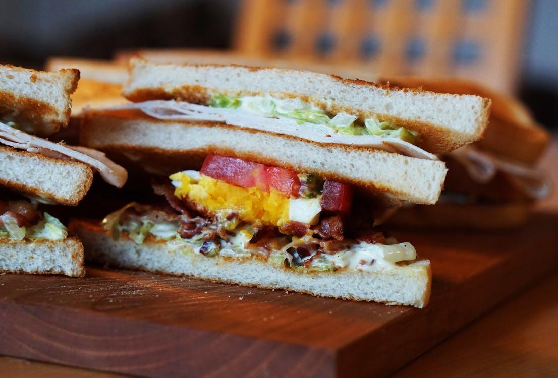 техника Бутерброд