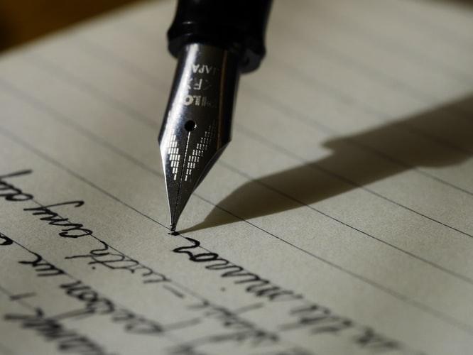 Где учиться на писателя
