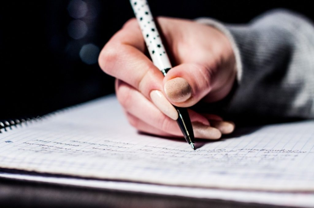Графология: характер по почерку